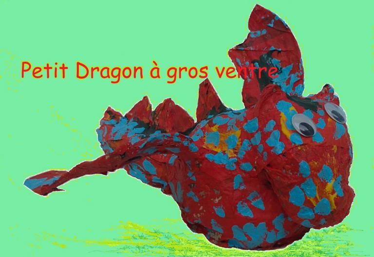 titre petit dragon paint5